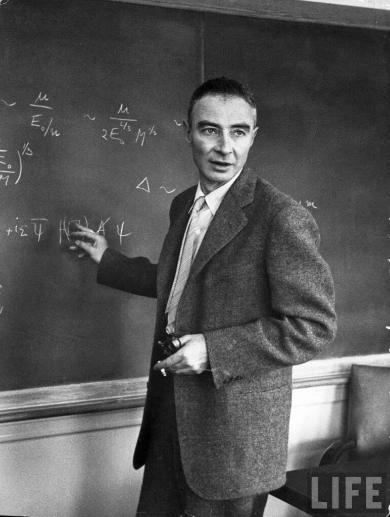 Oppenheimer na Life