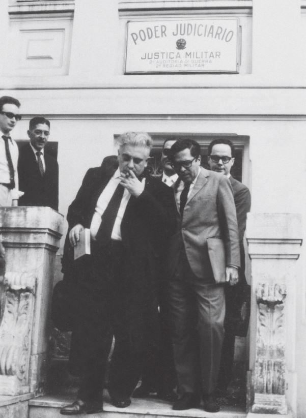 Mário Schenberg na ditadura