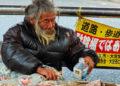 Mendigo no Japão