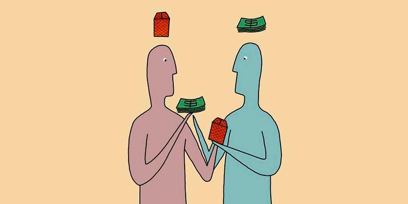 Troca e dinheiro