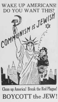 Antissemitismo nos EUA