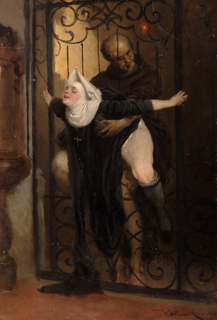 O Pecado, de Heinrich Lossow