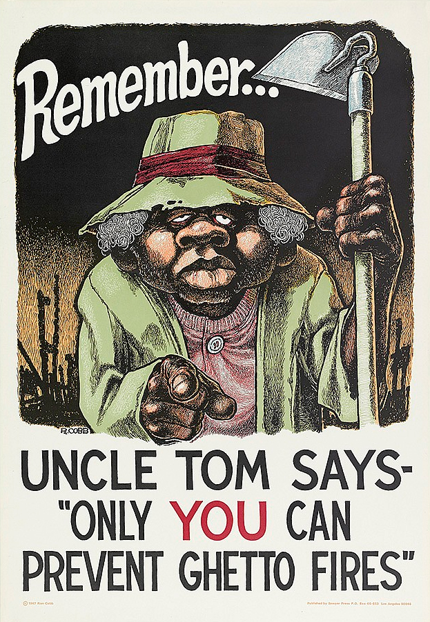 Uncle Tom Says