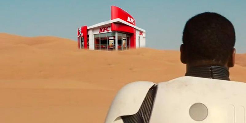 Star Wars racist meme