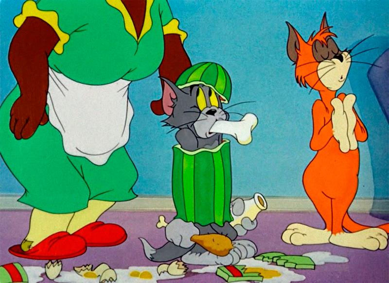 Mammy do Tom e Jerry