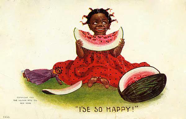 Pickaninny watermelon