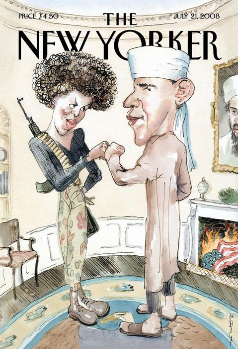 Michelle Obama como Safira