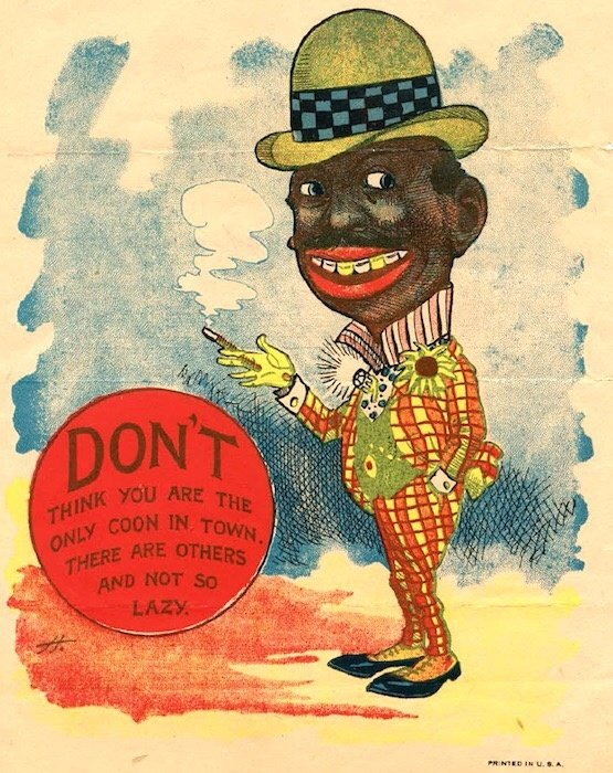 Vinegar Valentine postcard