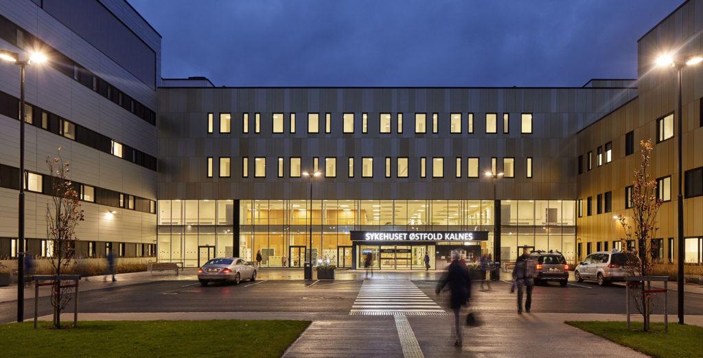 Hospital de Ostfold