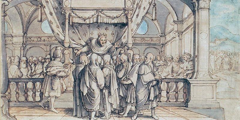 Roboao de Hans Holbein