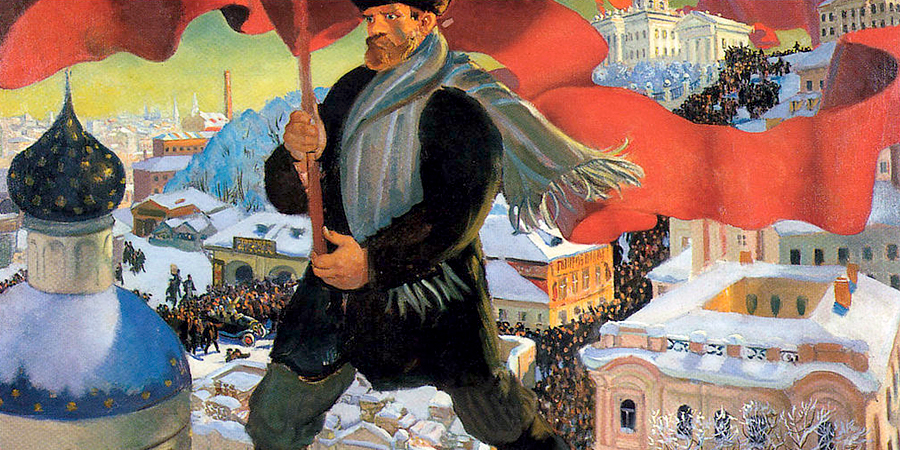 Boris Kustodiev