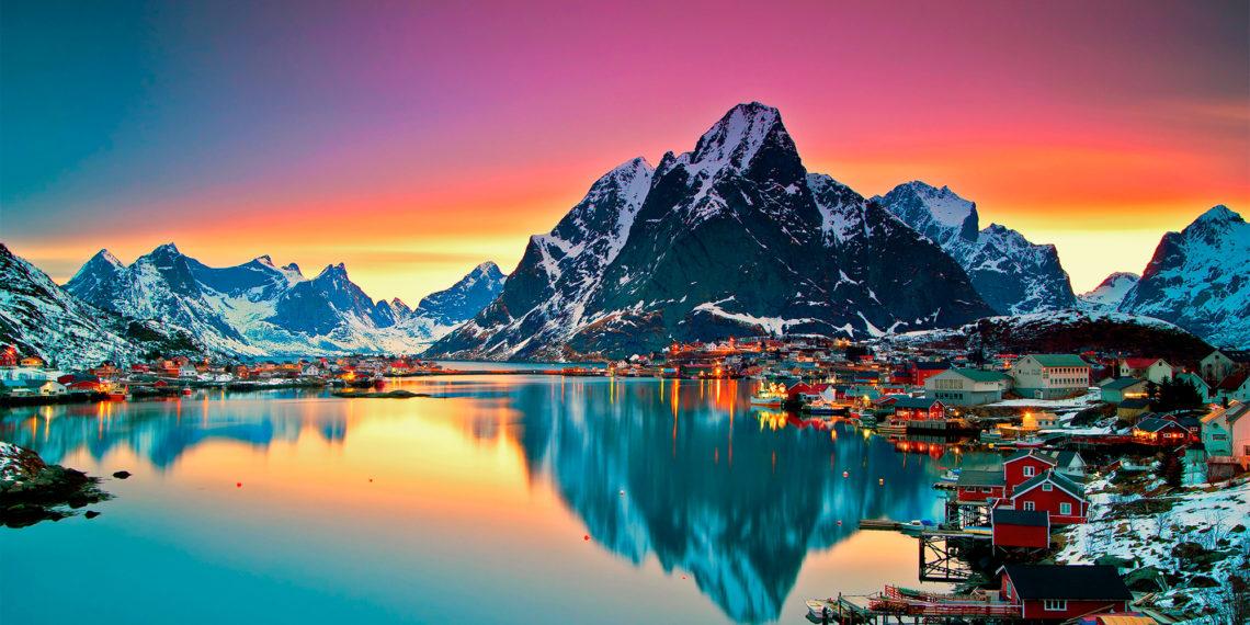 Reine – Noruega