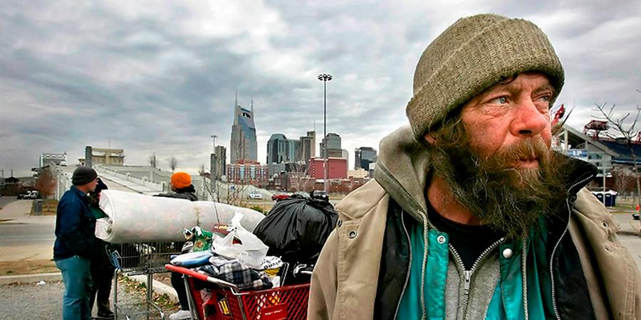 Pobreza nos EUA