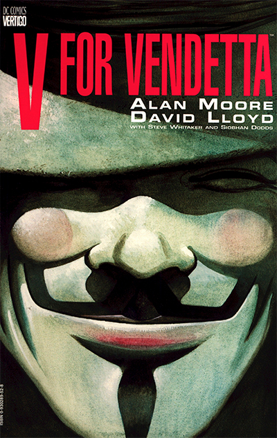 V for Vendetta comic