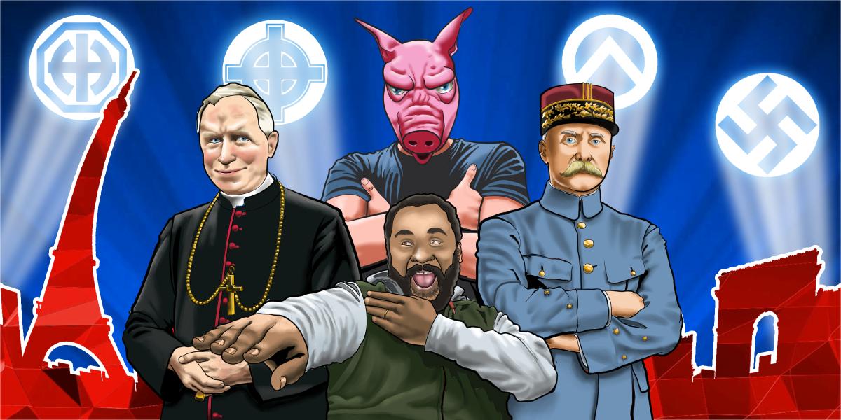 Resultado de imagem para a extrema-direita