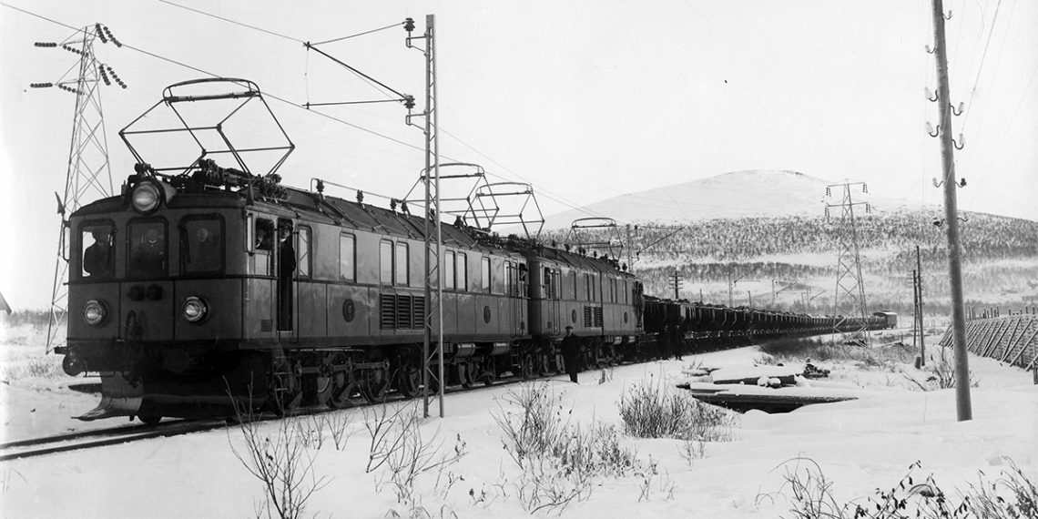 Kiruna Statens Järnvägar