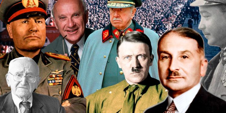 liberais e fascistas