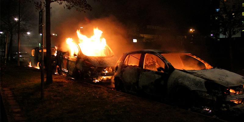 Sweden riot 2013