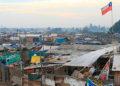 Favela em Santiago