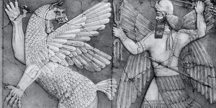 Tiamat e Marduk