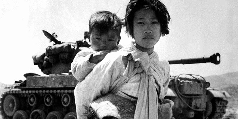 Guerra na Coréia do Sul