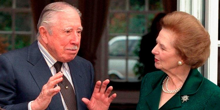 Pinochet Thatcher