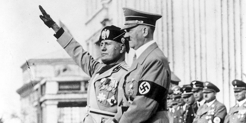 nazismo é de direita