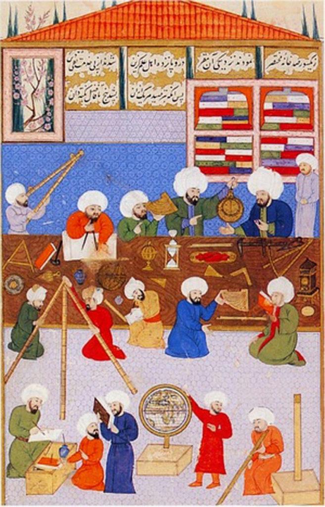 Astrônomos Otomanos